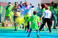 2013 - Color Vibe 5K (Akron Area)